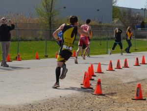 Chasing in vain at Iron Hawk 2014