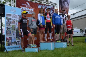 Welland Podium