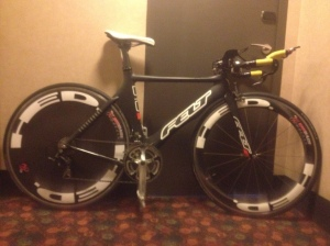 US Nats Bike Set-Up