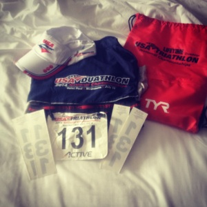 USAT Race Kit