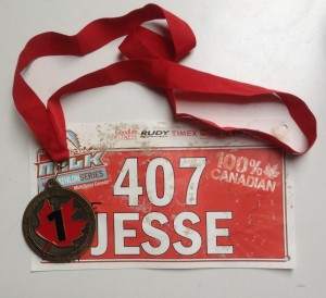 Number and Medal