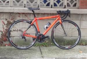 1. Complete Bike