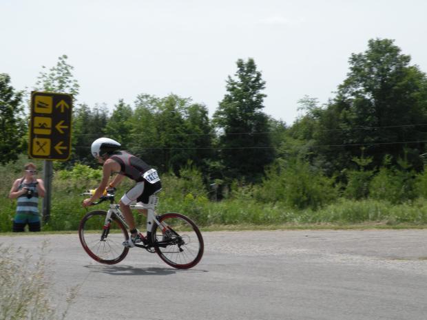 Guelph Lake Duathlon 2012 (3rd overall)
