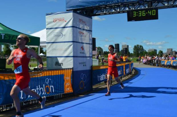 2013 ITU World Duathlon Championships (45th overall, 5th M20-24)