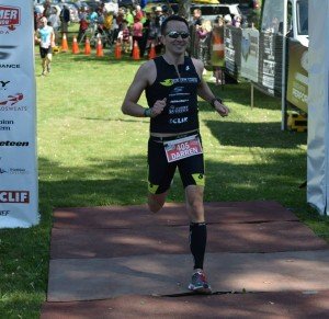 Darren, I am expecting a smile just like this in the finish line photos this weekend!