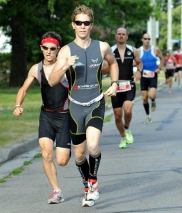 Mr. Smith showed me the way to win a championship duathlon in 2012.