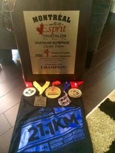 2016 Medal Haul